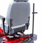 Stokk/krykkeholder for scooter