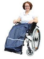 ROLKO Rainpro regntøy for rullestol