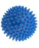 Massasjeball 10 cm blå
