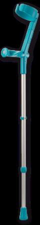 Krykke anatomisk m/klave